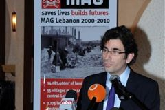 Habib Aoude speech, CEO Mideast...